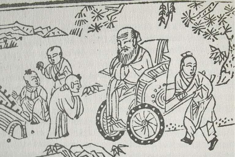 История инвалидных колясок: от древнего Китая до наших дней