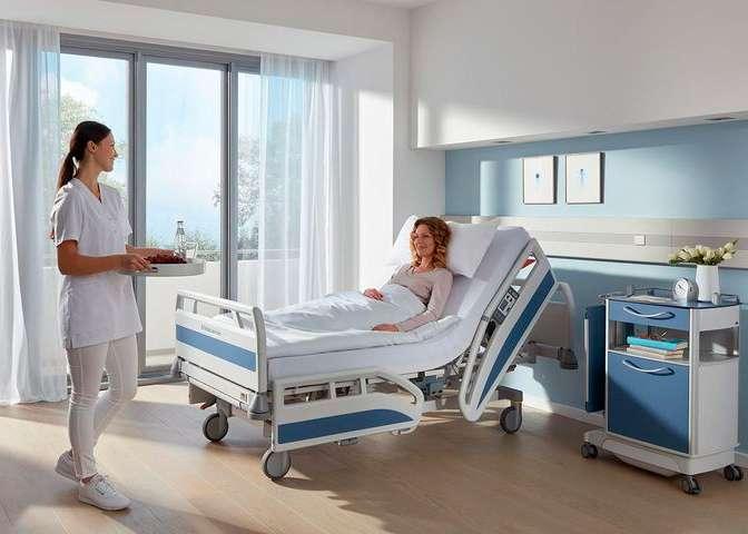 Как выбрать медицинскую функциональную кровать | блог Baldinelli.ua