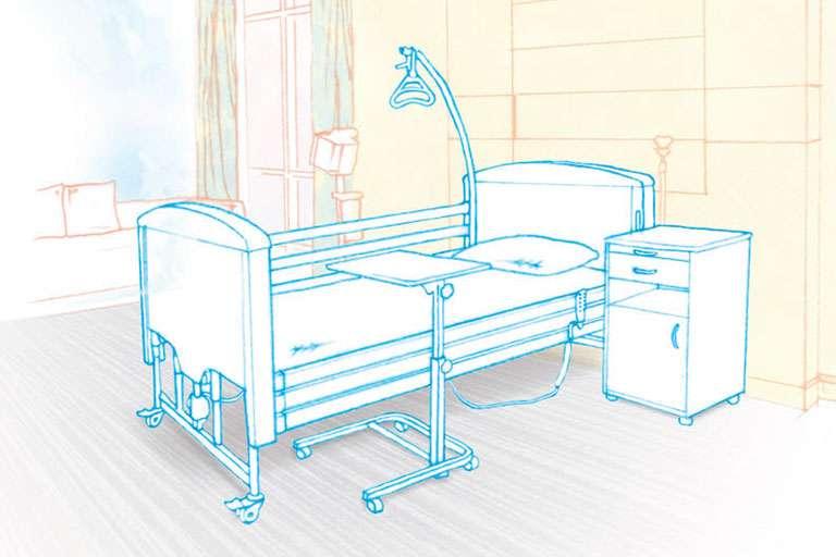 Краткий чек-лист по выбору медицинской функциональной кровати