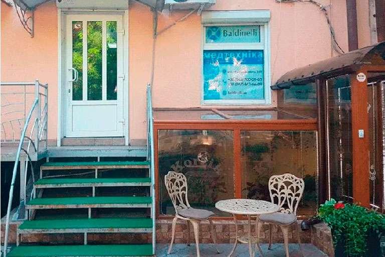 Открытие магазина медтехники «Baldinelli» в Одессе!
