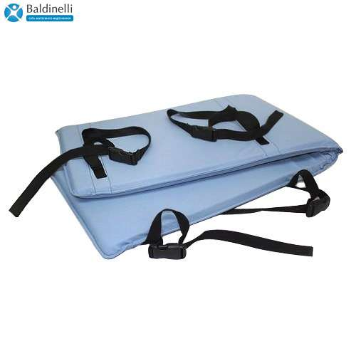 Мягкая защита на поручни кровати