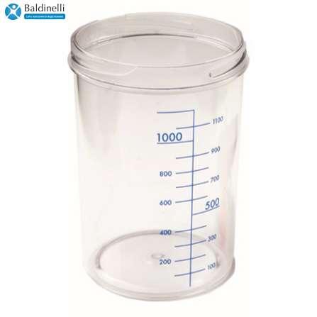 Емкость для аспиратора без крышки, 1л, RE-210003
