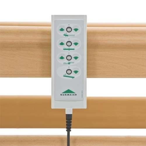 Кровать функциональная с электроприводом Burmeier, Economic II
