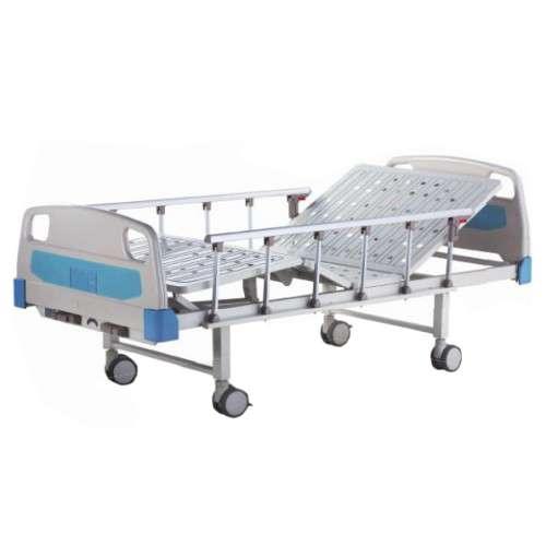 Больничная кровать с подъемным механизмом