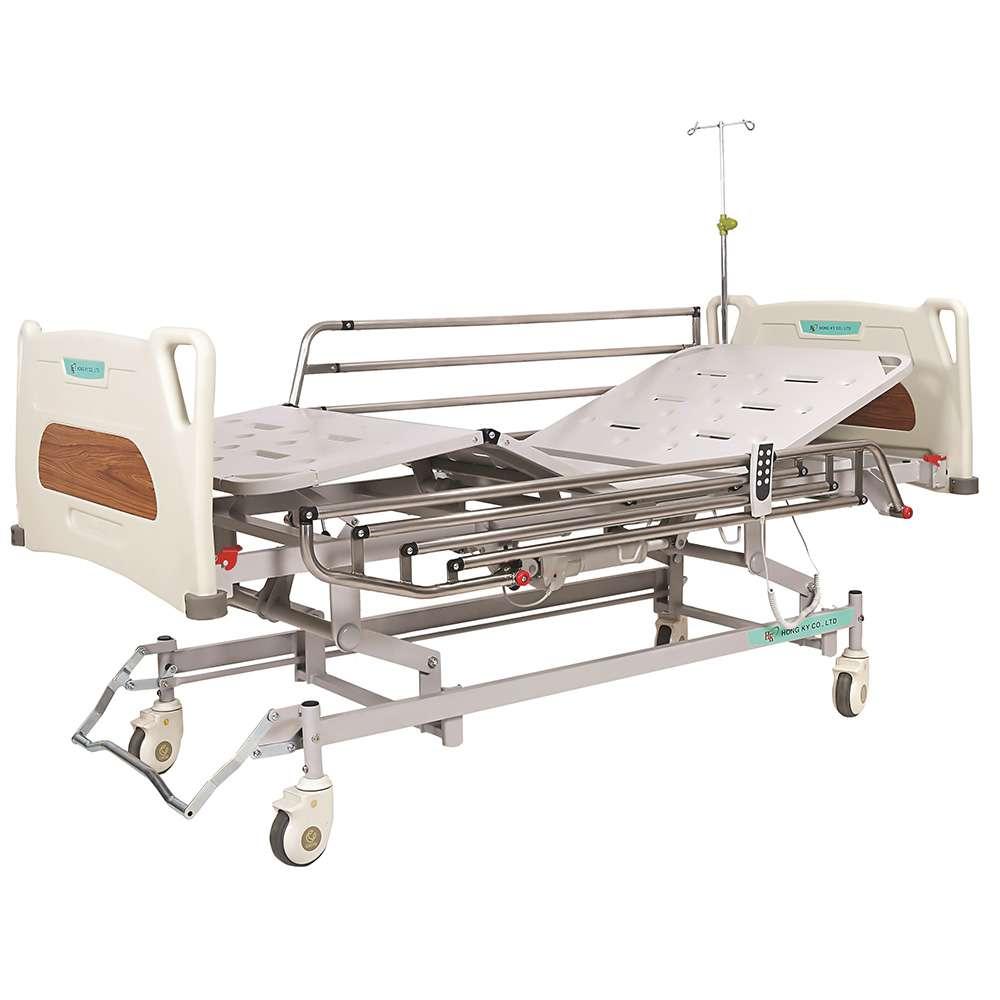 Медицинская кровать с регулировкой высоты (4 секции), OSD-9018