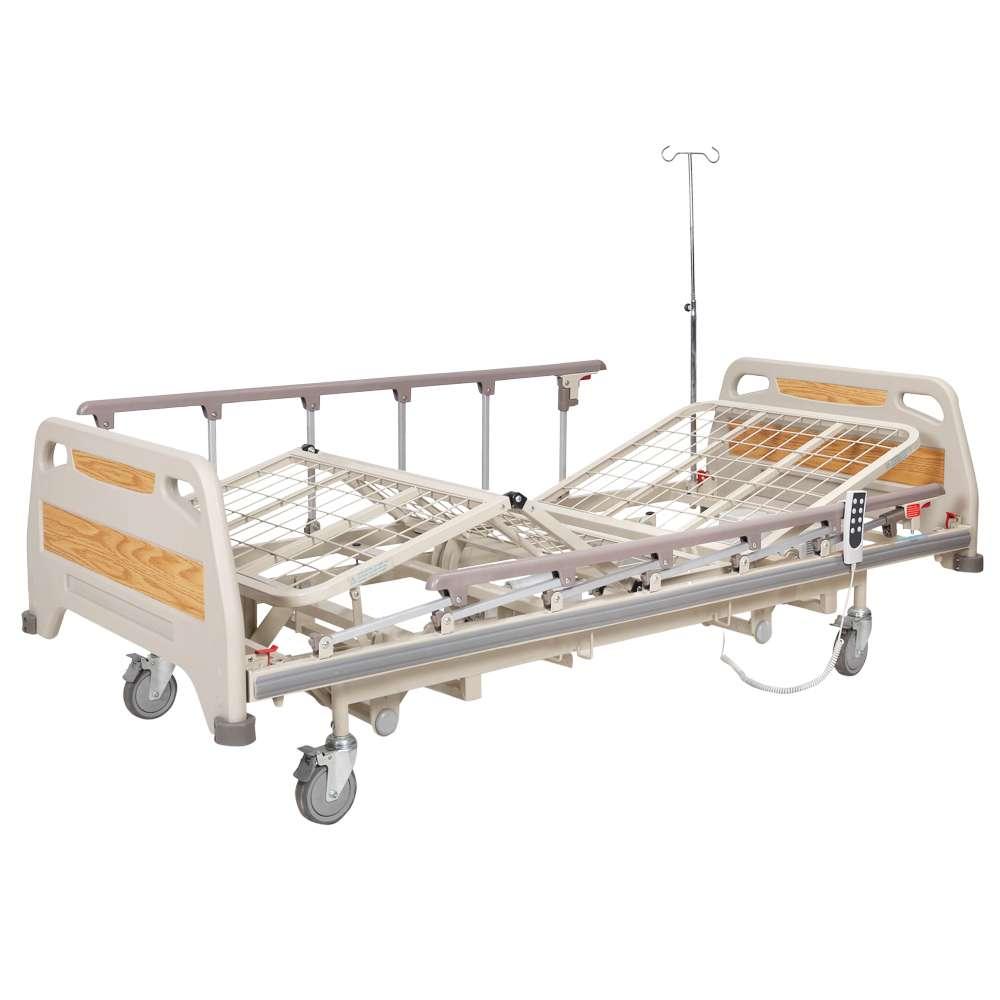 Медицинская кровать для больниц с электроприводом (4 секции), OSD-91EU