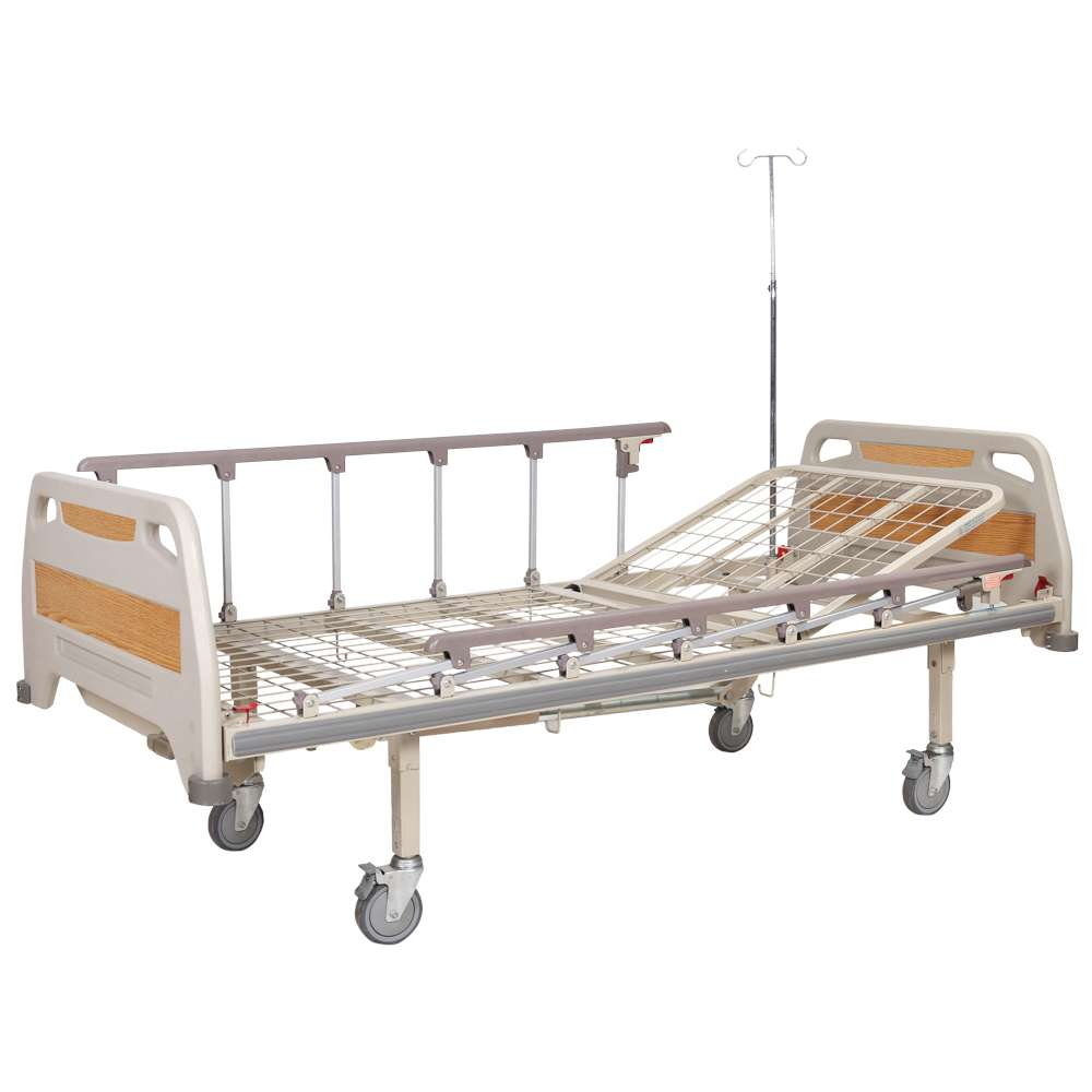Медицинская кровать для больниц (2 секции), OSD-93C