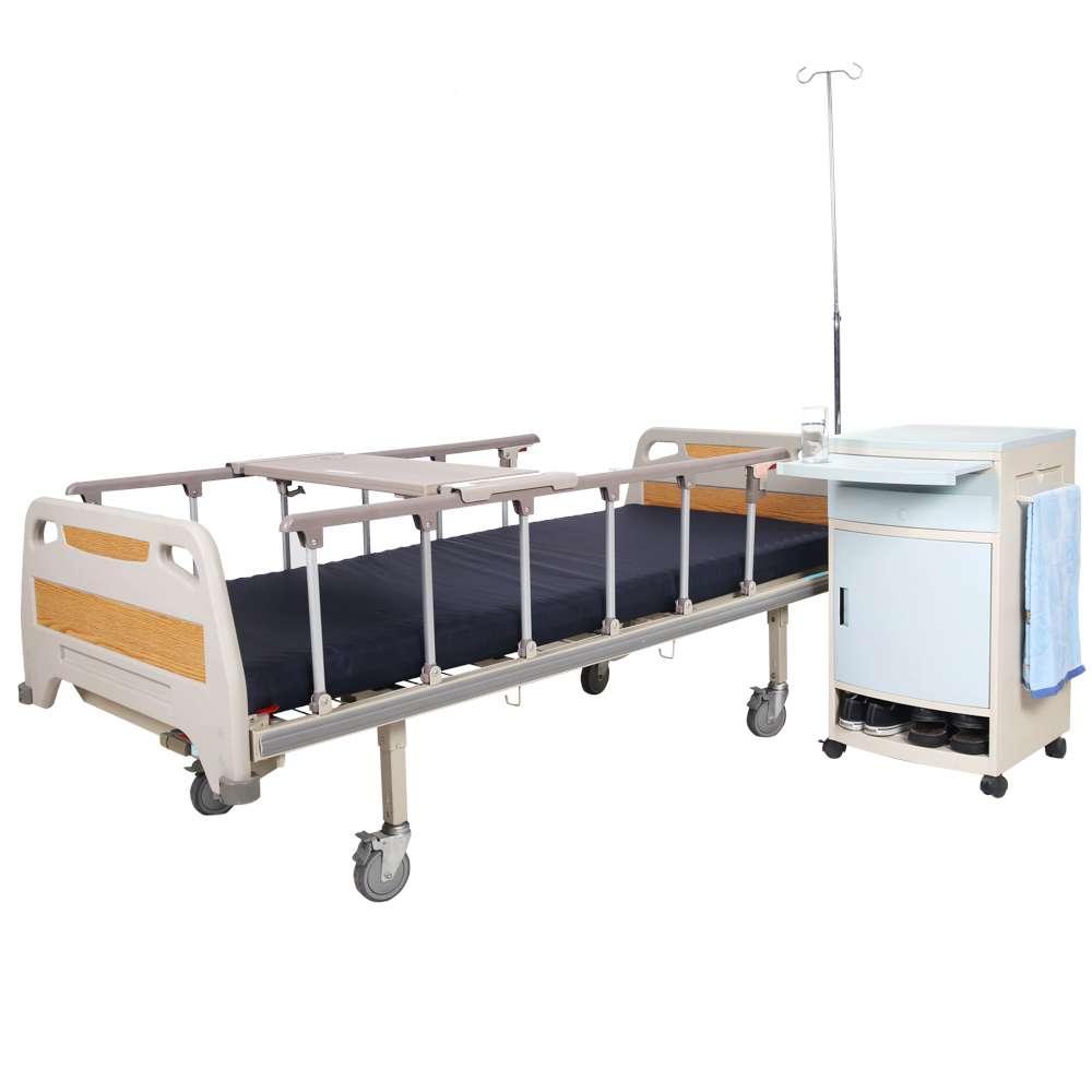 Медицинская кровать для больниц (2 секции) OSD-93C