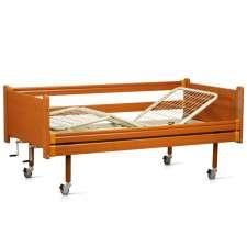 Уценка: Четырехсекционная кровать на колесах OSD-94