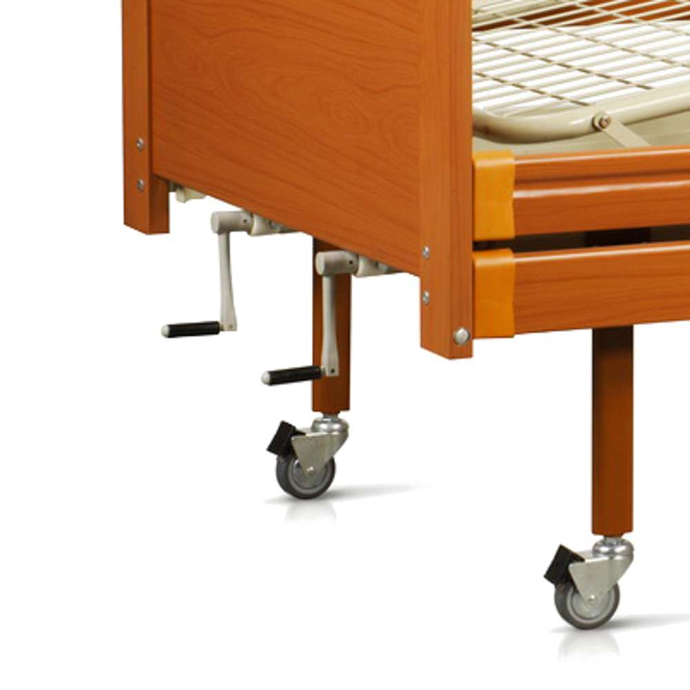 Четырехсекционная кровать на колесах, OSD-94. Уценка