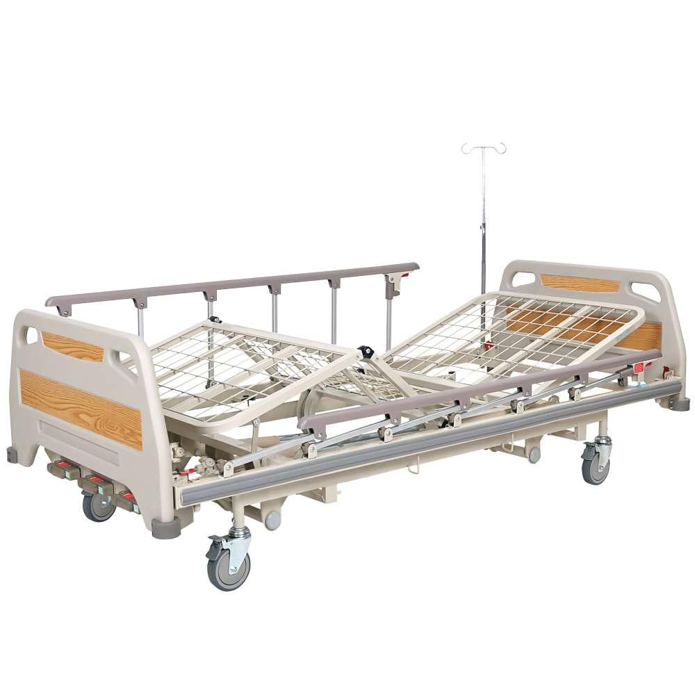 Медицинская кровать для больниц с регулировкой высоты (4 секции) OSD-94U