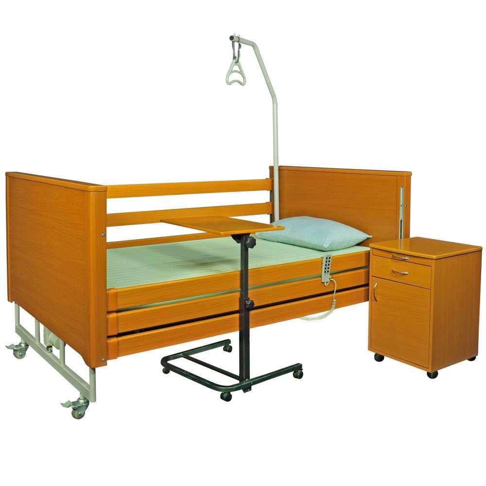 Кровать функциональная с электроприводом «Bariatric» OSD-9550
