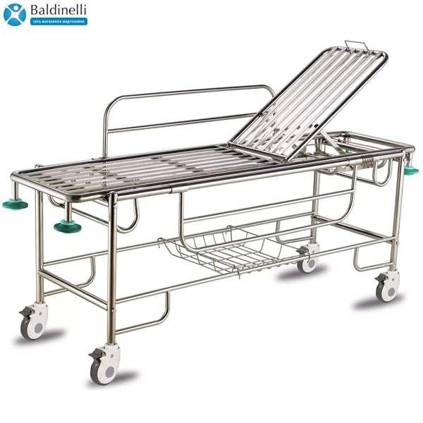 Каталка для перемещения пациентов (2 секции) OSD-A103B