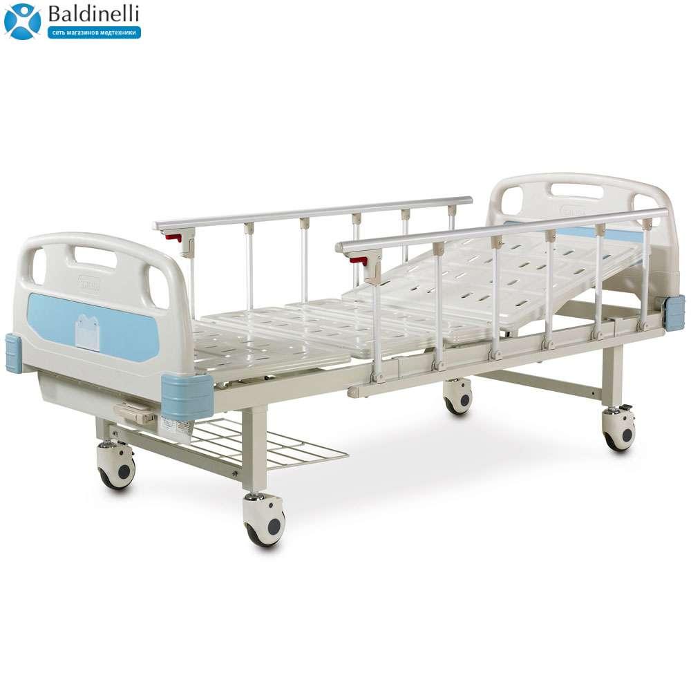 Медицинская кровать, 2 секции, OSD-A132P-C