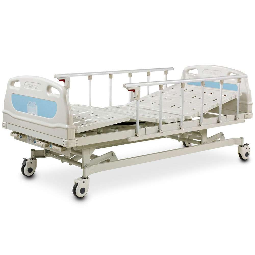 Медицинская кровать с регулировкой высоты 4 секции OSD-A328P