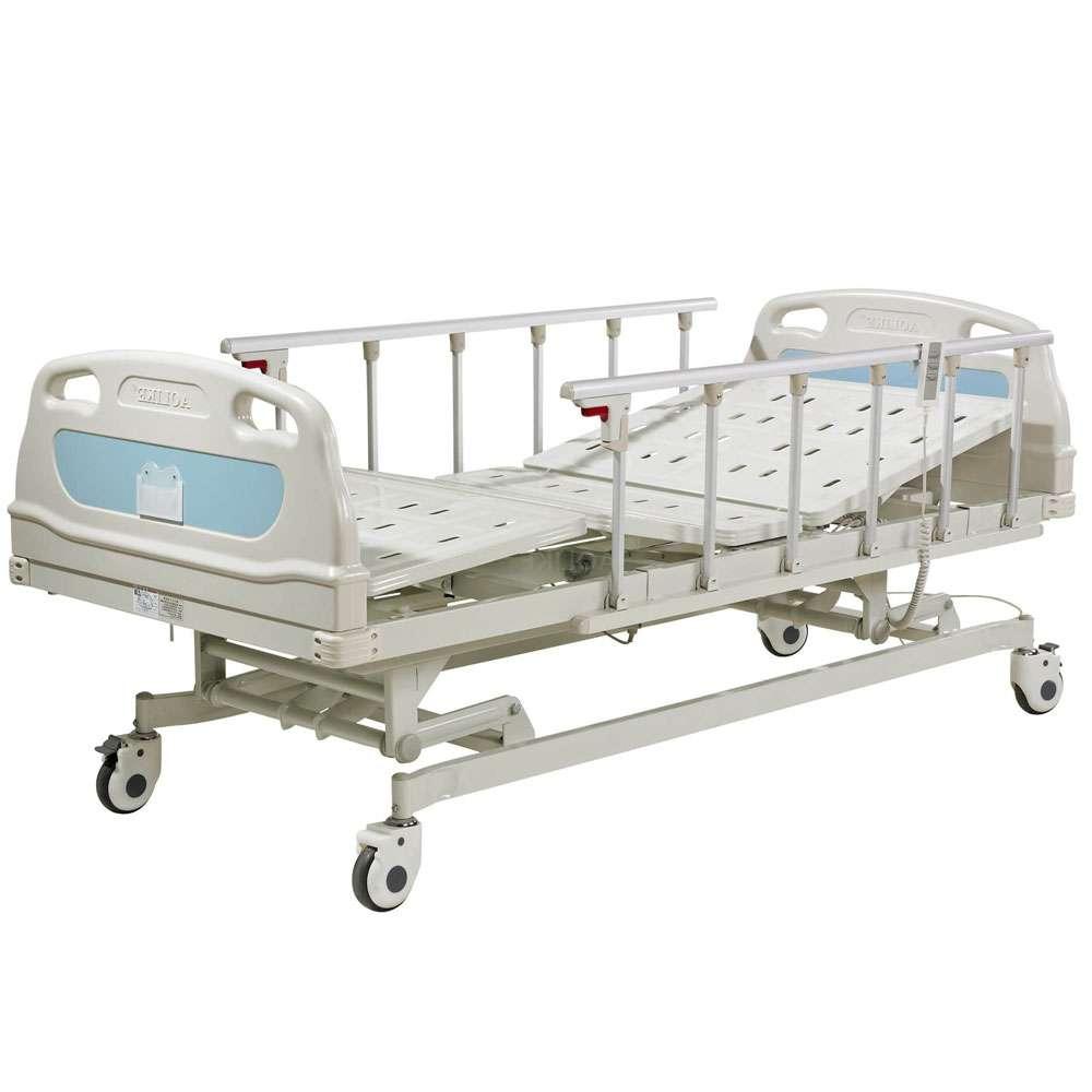 Медицинская кровать с регулировкой высоты, 4 секции, OSD-B02P