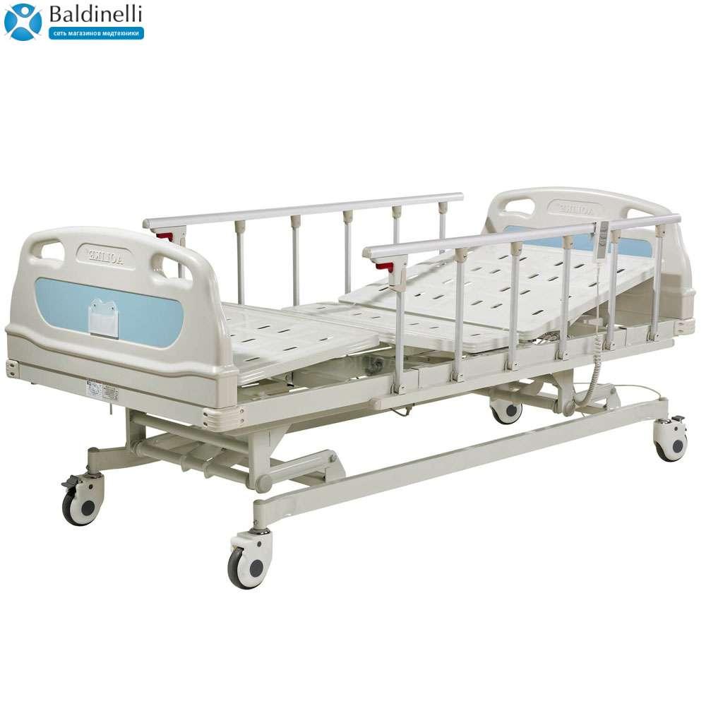 Медицинская кровать с регулировкой высоты 4 секции OSD-B02P