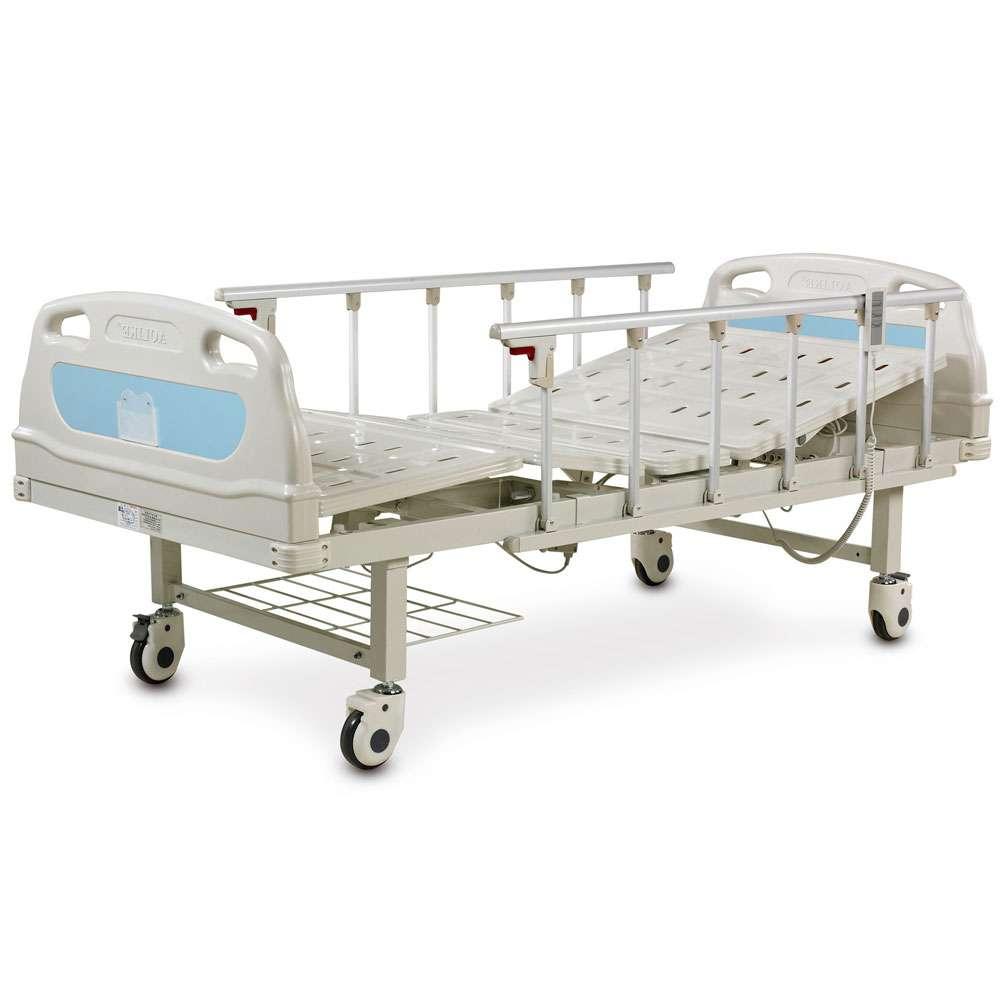 Медицинская кровать с электроприводом 4 секции OSD-B05P