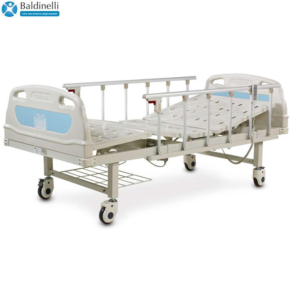 Медицинская кровать с электроприводом, 4 секции, OSD-B05P