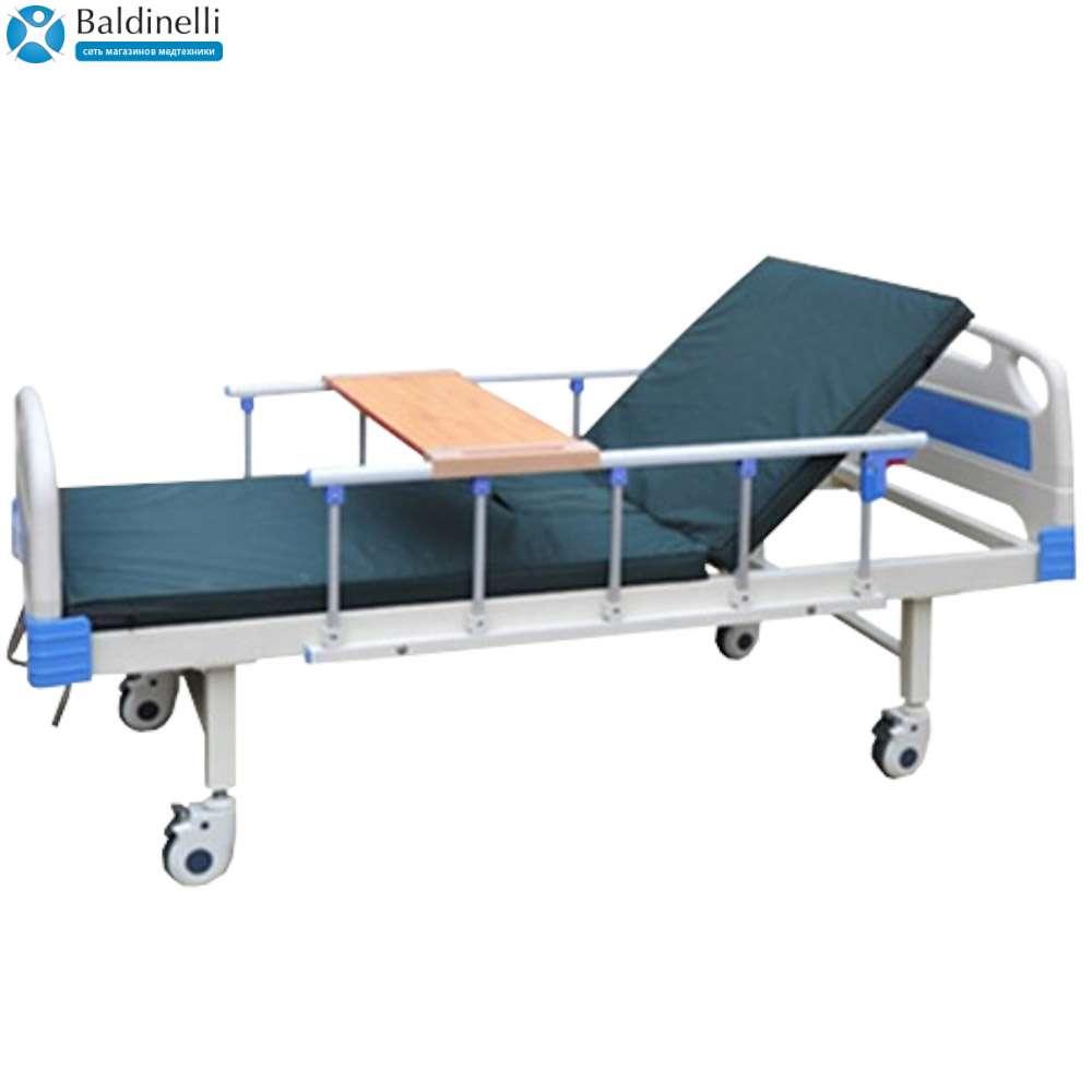 Медицинская механическая кровать (2 секции), OSD-LY897