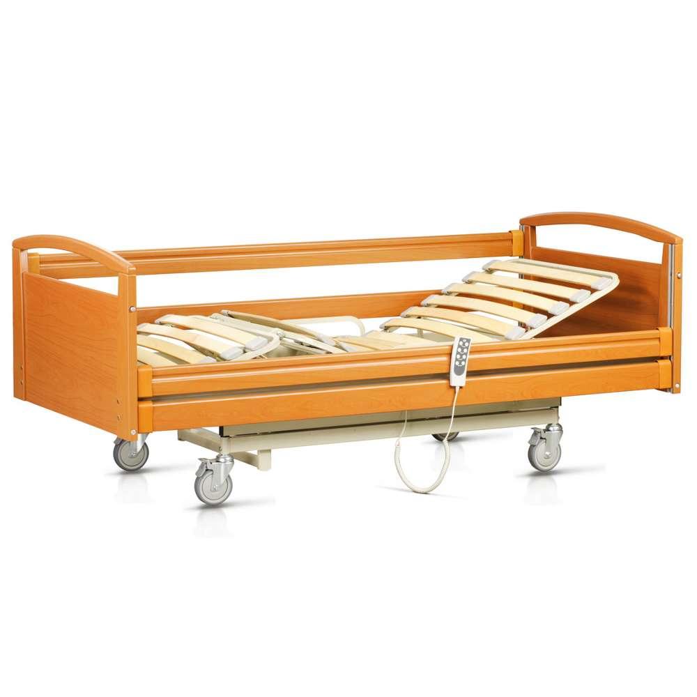 Уценка. Функциональная кровать с крестовинной базой NATALIE