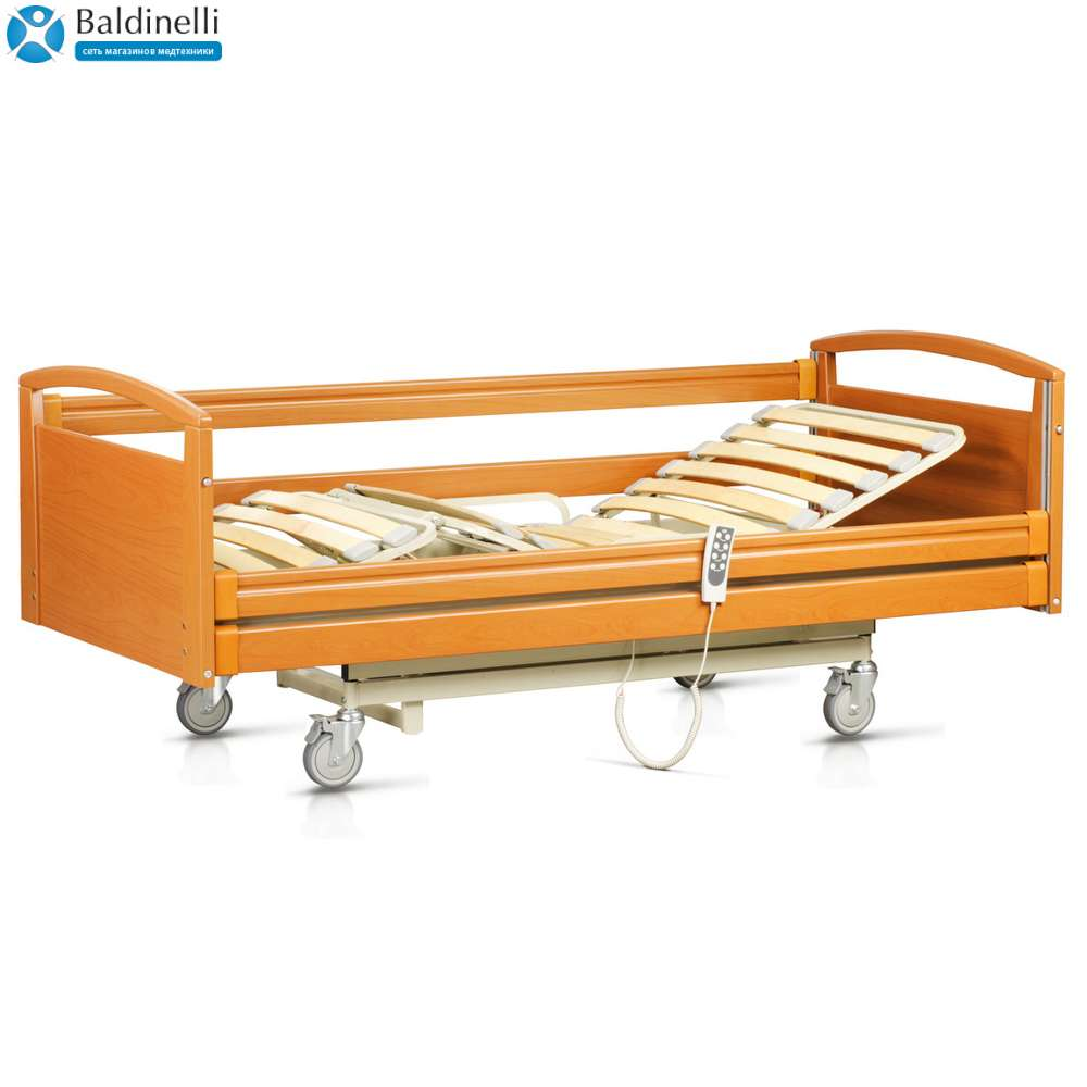 Функциональная кровать с крестовинной базой NATALIE