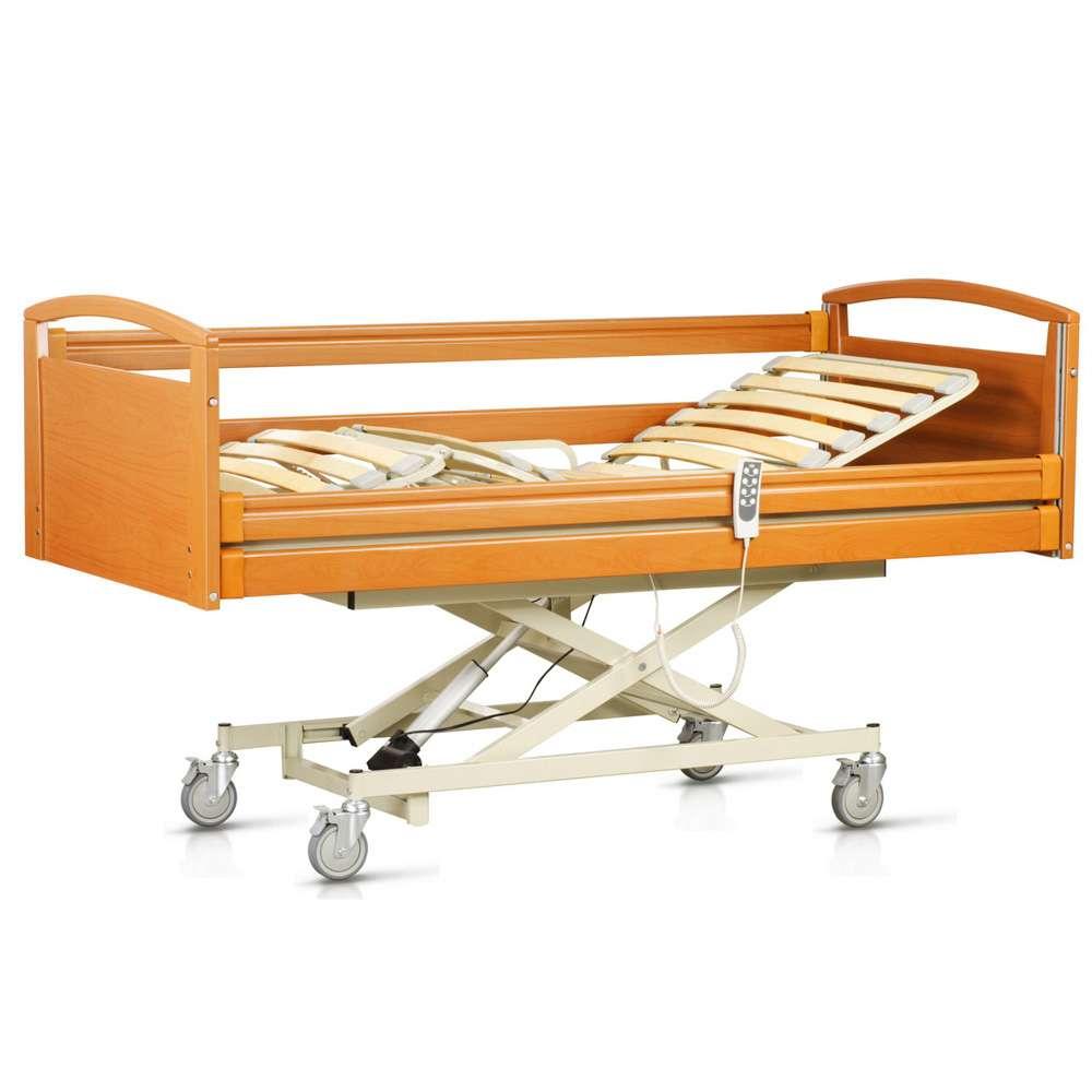 Уценка: Функциональная кровать с крестовинной базой NATALIE