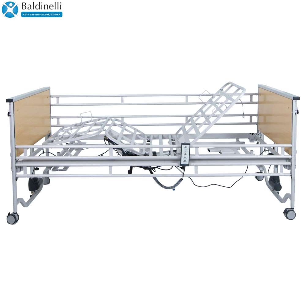 Уценка. Функциональная кровать Virna (4 секции), OSD-9520