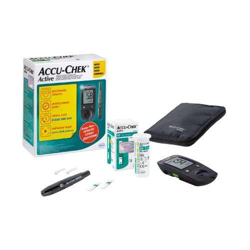 Глюкометр Accu-Chek Active, ACG-1