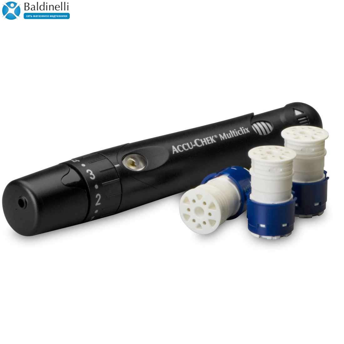Ланцетное устройство Accu-Chek Multiclix, ACLS-3