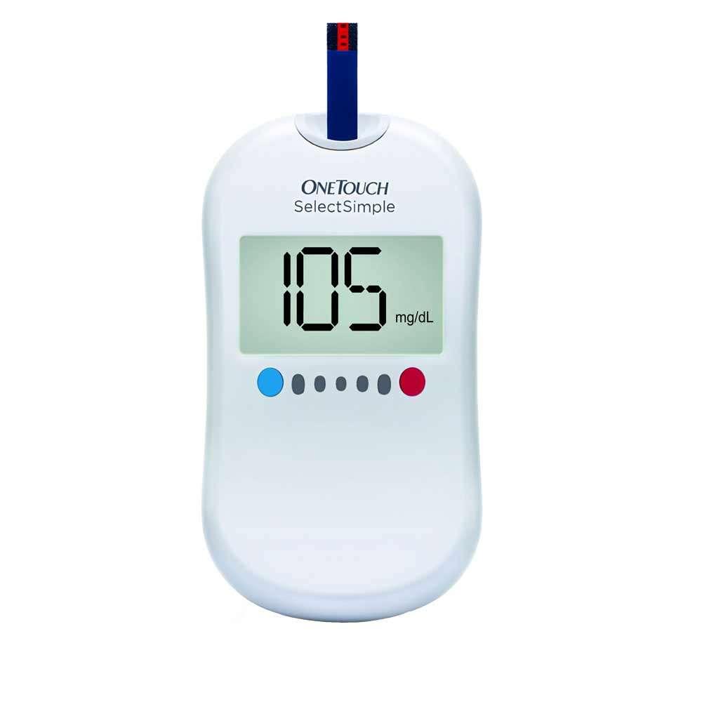 Глюкометр OneTouch SelectSimple, OT-1