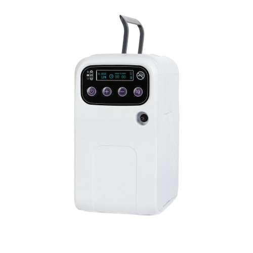 Портативный кислородный концентратор 5 литров Heaco, M-100