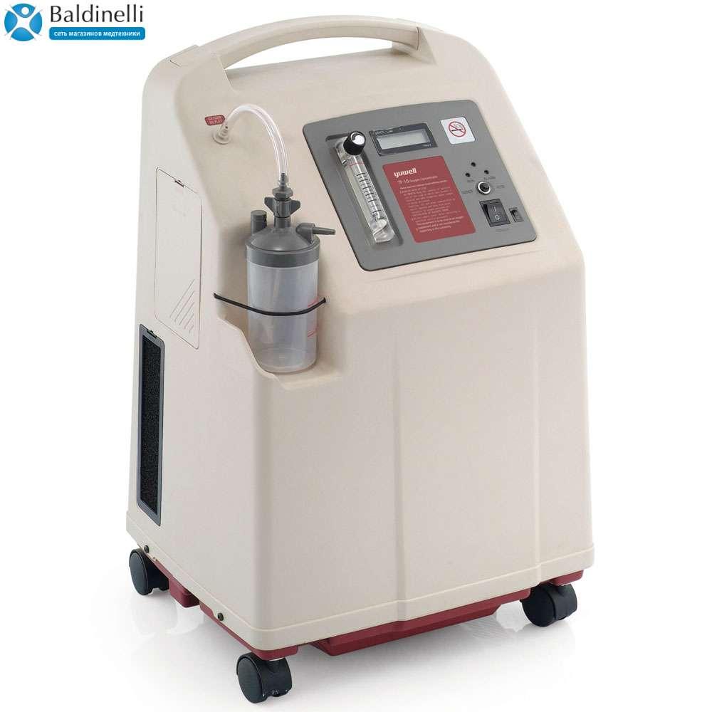 Кислородный концентратор до 10 литров, 10-L