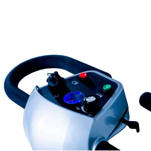 Электроскутер «EnergyFIT», EX22