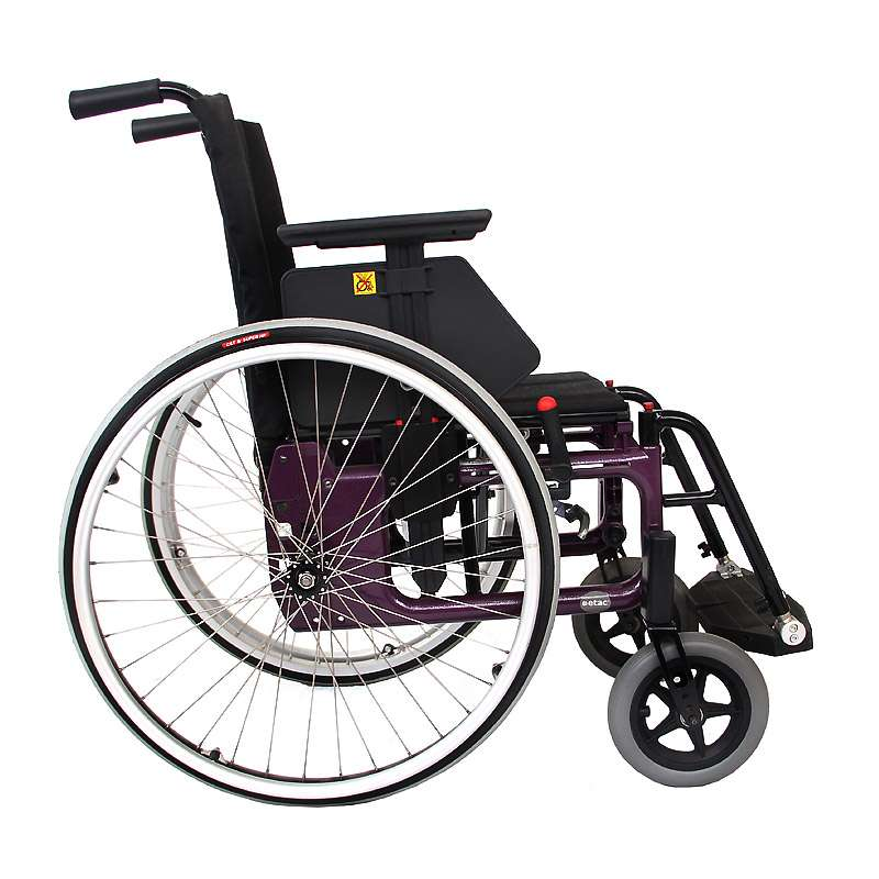 Активная коляска, Etac Twin (Швеция)