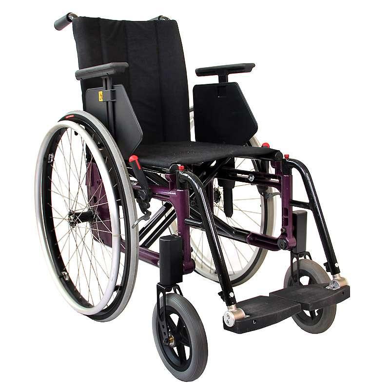 Активная коляска Etac Twin (Швеция)