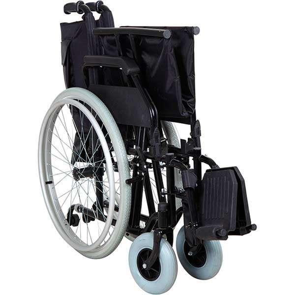 Инвалидная коляска для людей с большим весом, Golfi-14