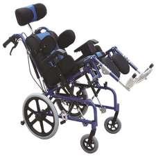 Механическая инвалидная коляска для пациентов с церебральным параличом Golfi-16