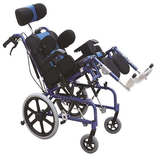 Механическая инвалидная коляска для пациентов с церебральным параличом, Golfi-16