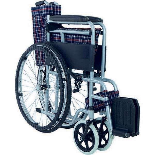 Инвалидная коляска Golfi-2 Eko