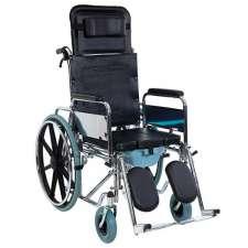 Многофункциональная инвалидная коляска с санитарным оснащением Golfi-4