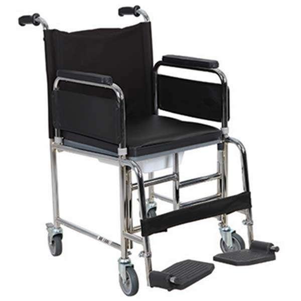 Многофункциональная инвалидная коляска с санитарным оснащением, Golfi-5