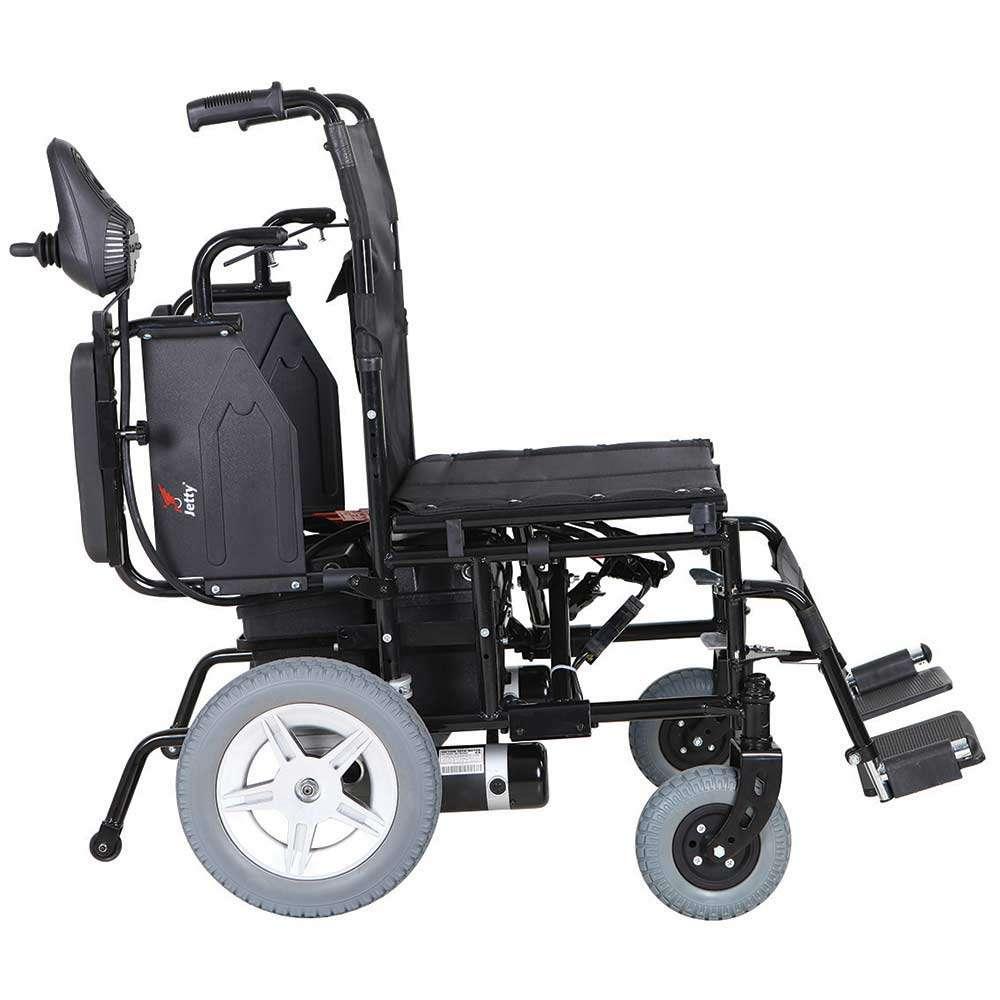 Инвалидная коляска с электроприводом, JT-100