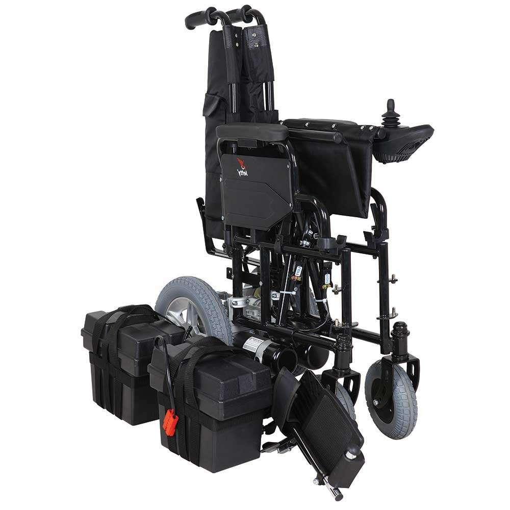 Инвалидная коляска с электроприводом JT-100