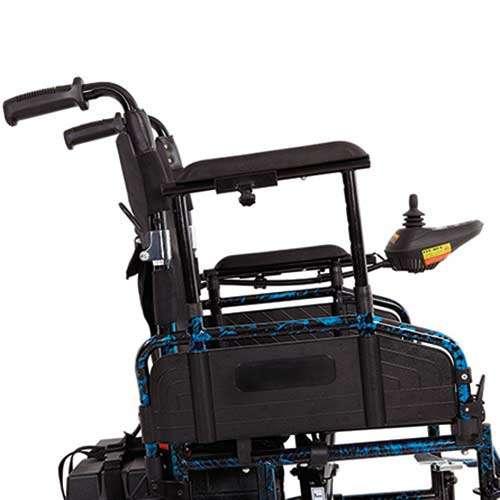 Инвалидная коляска с электроприводом, JT-101