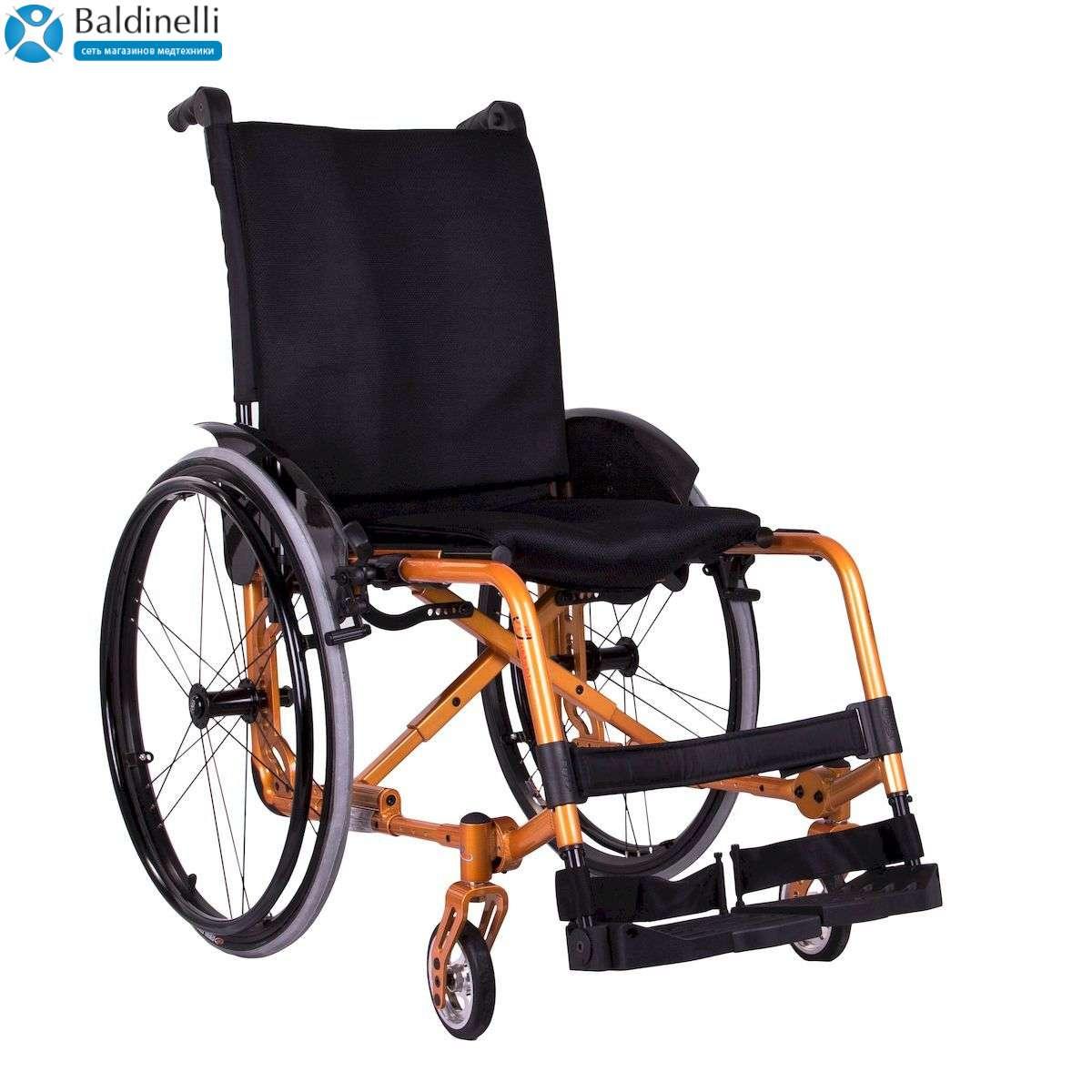 Активная коляска, OSD ADJ-M