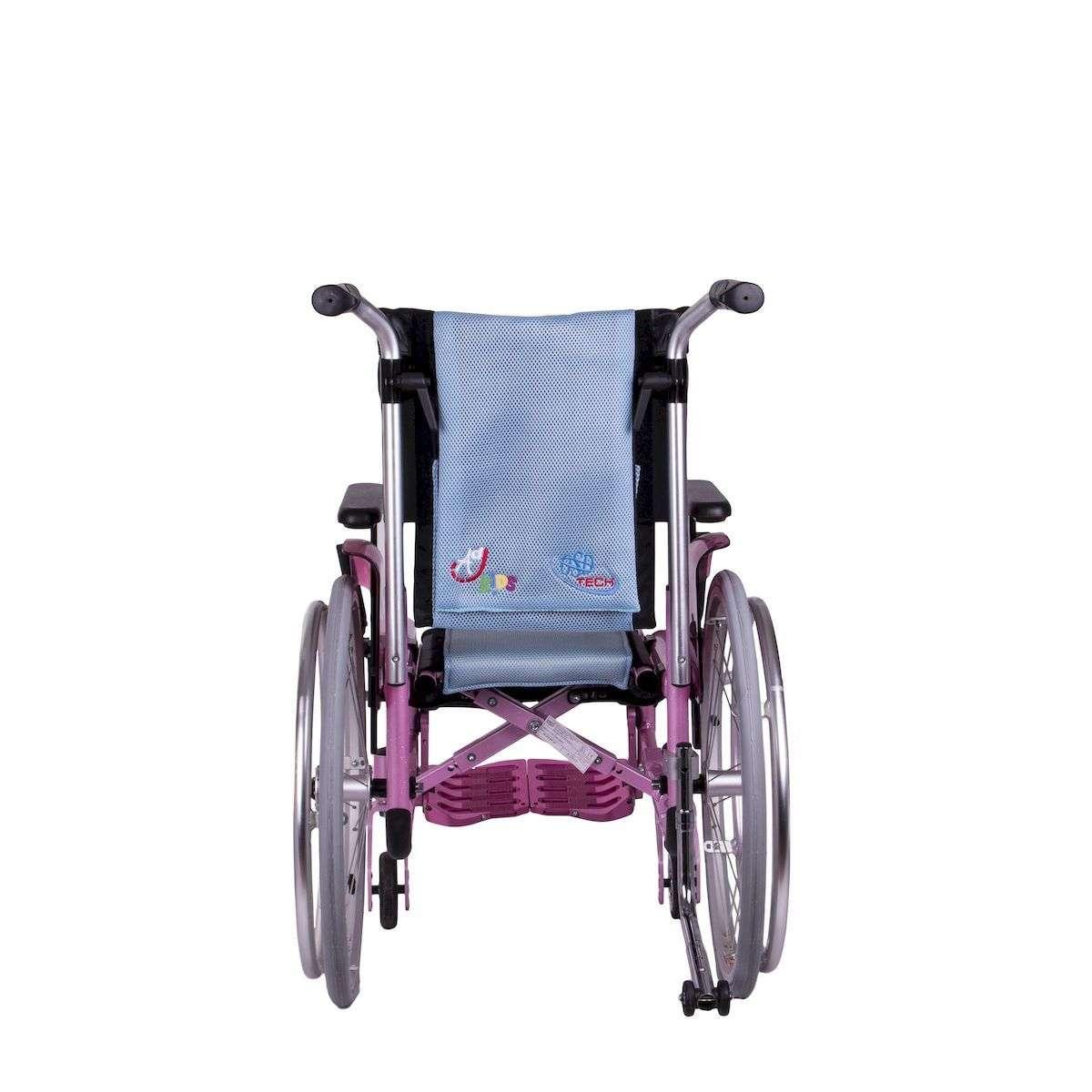 Активная инвалидная коляска для детей, OSD ADJ Kids Pink