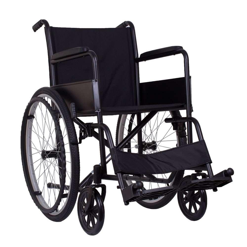 Стандартная инвалидная коляска, OSD Economy на надувных колесах