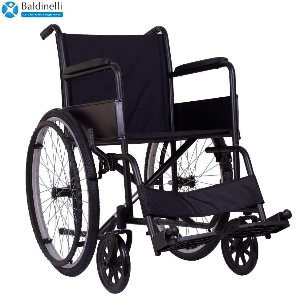 Стандартная инвалидная коляска, OSD Economy1 на надувных колесах
