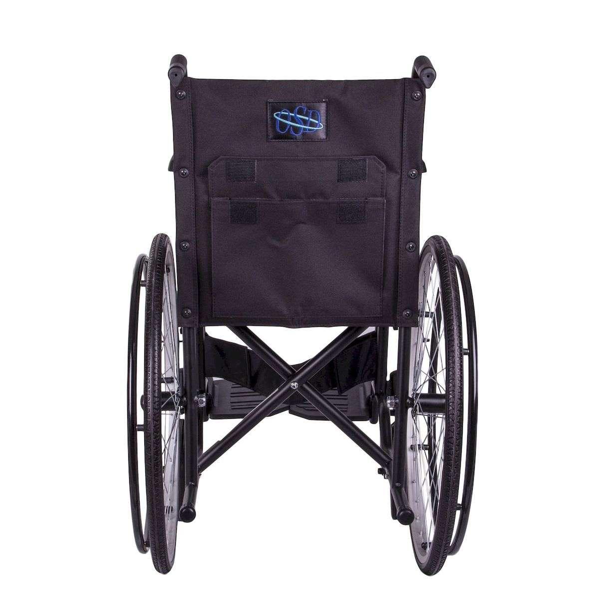 Стандартная инвалидная коляска, OSD Economy на литых колесах